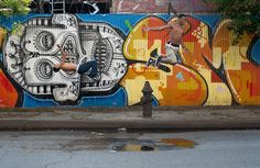 Jose and Henry again: Hunts Point, Bronx by Chris Arnade, via Flickr