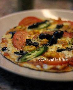 Just Try & Taste: Amatir Cooking Class dengan Ririn: Pizza Goreng Isi ...