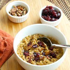Overnight crock pot on Pinterest | Crock Pot Oatmeal, Breakfast ...