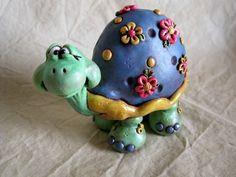 Spring Turtle by Miranda Farrand  www.facebook.com/MirandasCritters