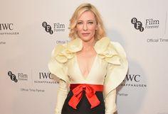 IWC Gala in Honour of BFI - October 4th, 2016 - 084 - Cate Blanchett Fan | Cate Blanchett Gallery