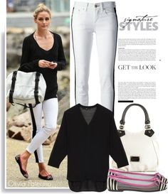 """""""Olivia Palermo"""" by lilieshomeandgarden on Polyvore"""
