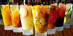 Summer drinks of LoVe. Fun Cocktails, Summer Drinks, Cocktail Drinks, Bar Drinks, Beverages, Brazilian Drink, Caipirinha Recipe, Strawberry Colada, Tasty