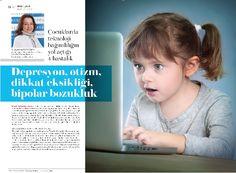 Teknoloji ve çocuk/ Ağustos 2014 Reflex Magazin Dergisi by Banu Küçükkırım Çıbıkcı via slideshare