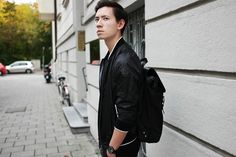 Frank Lin #AllBlackEverything