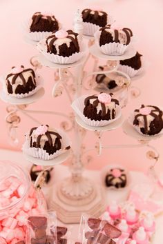 Project Nursery - Chocolate Cupcakes