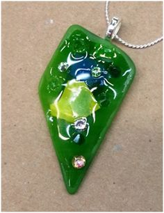 June 17, 2014 - Glass Jewelry with Brazos Glassworks