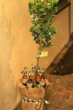 Lime tree and Coronas - #diy, #gift, #limetree, Corona