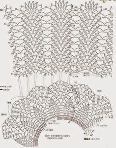 Crochet Treasure Trove: tuniche manica corta