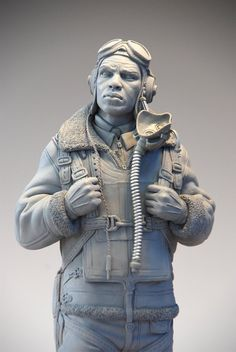 tuskegee Airman 3 by *MarkNewman on deviantART