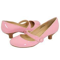 Gabriella Rocha Ginger (light pink patent leather)