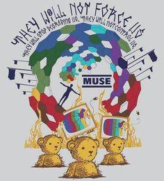 Resistance!! Banda Muse, Muse Lyrics, Muse Songs, Music Guitar, Art Music, Music Artists, Muse Music, Muse Quotes, Muse Band