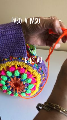 Crochet Case, Form Crochet, Filet Crochet, Crochet Gifts, Single Crochet, Easy Crochet, Crochet Stitches, Knit Crochet, Crochet Patterns