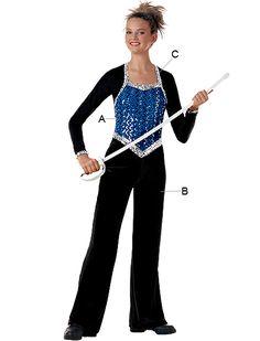 magic jazz leg jumpsuit