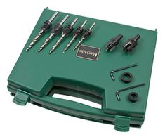Lee Valley Drilling Kit - Woodworking