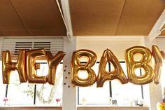 Alexis' Baby Shower: HOORAY! magazine