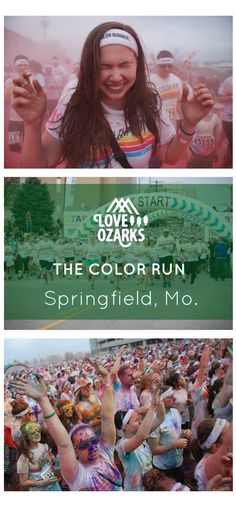Check out my post about my experience with The Color Run in Springfield, MO!