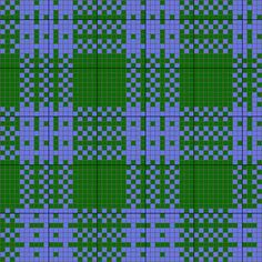 Charted Tartans for Needlepoint or Cross Stitch - Napa Needlepoint