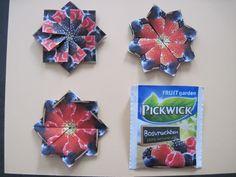 Pickwick theezakjes bosvruchten 4x4cm