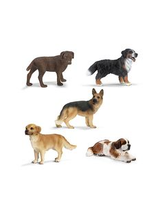 Dog Set: Schleich