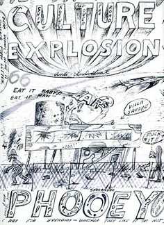 Great Culture Explosion by H.C. Westermann