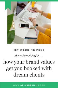 How Your Brand Values Play a BIG Part In Booking Clients Who Love You. We all want more of the clients we love! Read the full post to find out how. Photographer Business Cards, Photographer Branding, Photography Logos, Photography Business, Business Branding, Business Tips, Brand Identity Design, Branding Design, Brand Fonts