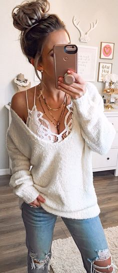 winter outfits vrouw Stylish Superb Winter Out - winteroutfits Fall Winter Outfits, Autumn Winter Fashion, Spring Outfits, Dress Winter, Tumblr Fall Outfits, Fall Outfits 2018, Fresh Outfits, Winter Dresses, Winter Style