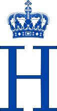 Royal Monogram of Prince Henrik of Denmark