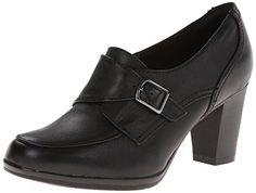 Clarks Women's Brynn Poppy Slip-On Loafer,Black Leather,6 W US Clarks http://www.amazon.com/dp/B00HYSUE2U/ref=cm_sw_r_pi_dp_uW7Nub0W1MXYM