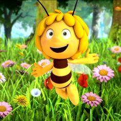 Pszczółka Maja #popolsku