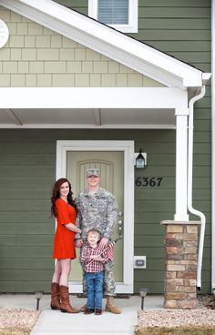 Veterans and service members can use the VA Purchase Loan or VA Hybrid Loan to buy a home or condo.