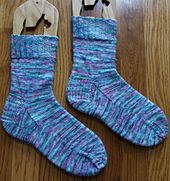 """This pattern set includes my basic sock """"recipe"""" PLUS 3 variations!!! It will be FREE through July 31, 2016!!! After that, the four pattern set will be available for $2.50"""