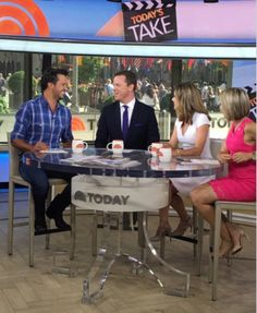 Today Show co-host