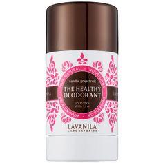 LAVANILA - The Healthy Deodorant #sephora