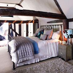 Land Schlafzimmer im Dachgeschoss Wohnideen Living Ideas