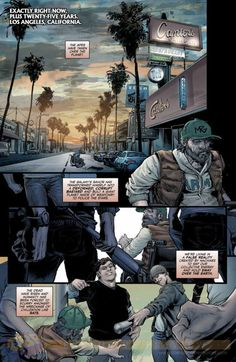 Preview: Evil Empire #1, Page 4 of 9 - Comic Book Resources