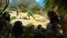 Download Sea of Thieves - Game - 2018 | Free Sea of Thieves #SeaofThieves #Game #MMOrpg #Rpg #Sea #2018 #Microsoft #Rare
