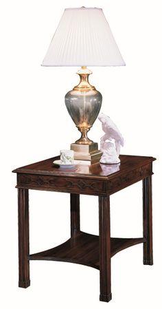 Henkel Harris Rectangular End Table