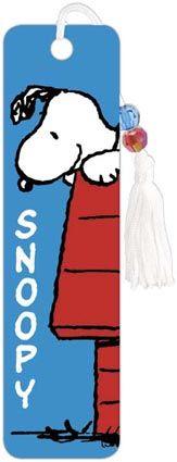 Peanuts Snoopy - Collectors Beaded Bookmark
