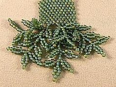 Make great beaded bracelets using this list of bead weaving stitches and bracelet project design ideas and free tutorials.