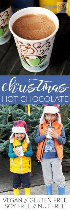 Christmas Hot Chocol