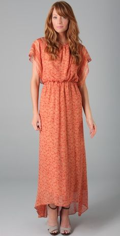 i don't usually love long dresses, but i do love this one.