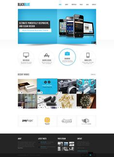 bluehost web design templates