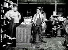 """silent-ology: """"HAPPY CENTENNIAL OF BUSTER'S FILM CAREER, EVERYONE!!!!!!!!!! 2017 marks 100 years since Buster first entered """"moving pictures"""" way back in 1917, working for the great Roscoe Arbuckle. It's going to be a good year! """""""