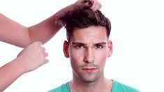 Schnelles Haare stylen für Männer    #haare #manner #schnelles #stylen