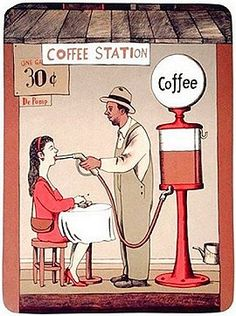 Caffee Station - Click here for bigger picture