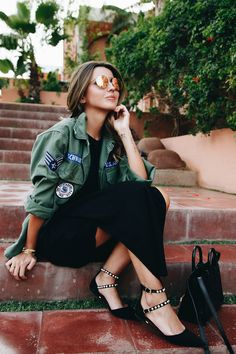 MARRAKECH: TWO OUTFITS