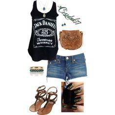 Jack Daniels don't drink it . But love the T shirt .
