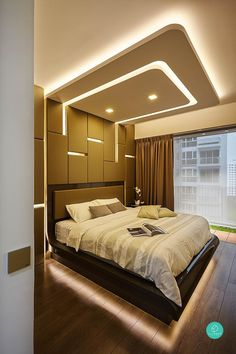 Home Design Drawing Contemporary False Ceiling Simple false ceiling plan wood beams.False Ceiling Bathroom Home false ceiling ideas wedding reception. Gypsum Ceiling Design, House Ceiling Design, Ceiling Design Living Room, False Ceiling Living Room, Bedroom False Ceiling Design, Room Design Bedroom, Luxury Bedroom Design, Home Ceiling, Bedroom Furniture Design