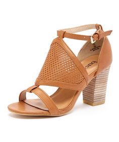 Look at this Sand Vibbie Sandal on #zulily today!